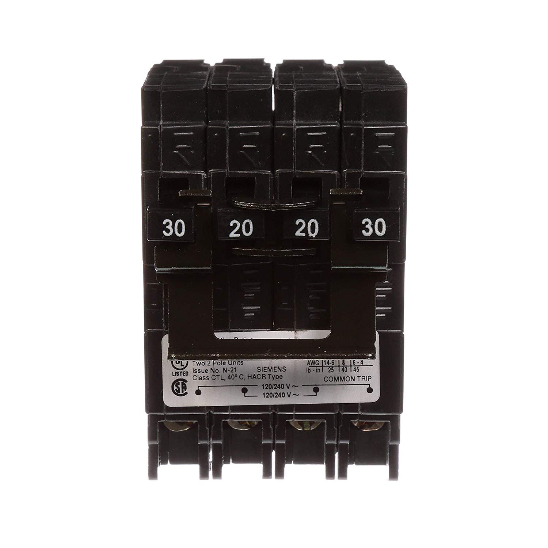 Wiring Diagram 20 Amp Breaker